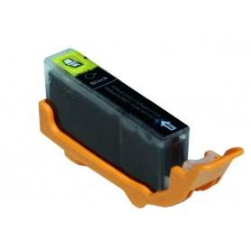 Cartucho sustituto Negro Canon CLI 521, reemplaza al CLI-521BK, 10ml de capacidad