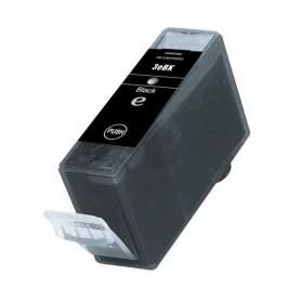 Cartucho sustituto Negro Canon BCI 3e, reemplaza al BCI-3e Bk, 28ml de capacidad