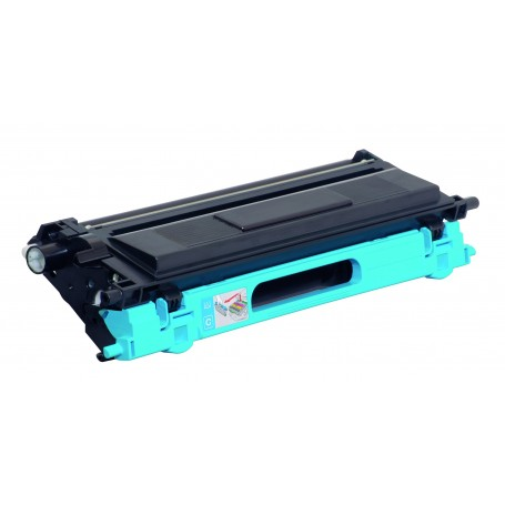 Toner sustituto Brother TN 135 Cyan, reemplaza al TN-135C