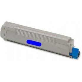 Toner sustituto Negro OKI C8600BK y C8800BK, reemplaza al Oki 43487712