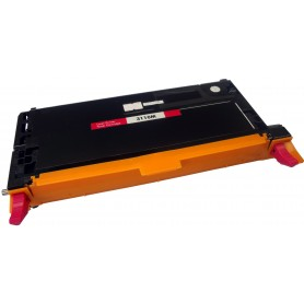 Toner sustituto Magenta DELL 3110 y 3115