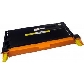 Toner sustituto Amarillo DELL 3110 y 3115