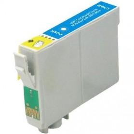 Cartucho sustituto Cyan EPSON 0712, reemplaza al T0712, 13.5ml de capacidad