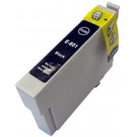 EPSON 0801 Negro cartucho sustituto, reemplaza al T0801