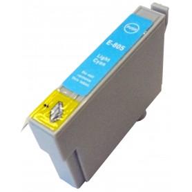 EPSON 0805 Cyan claro cartucho sustituto, reemplaza al T0805