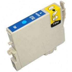 Cartucho sustituto Cyan EPSON 0482, reemplaza al T0482, 20ml de capacidad