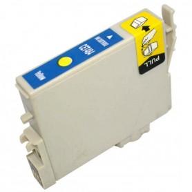 Cartucho sustituto Amarillo EPSON 0484, reemplaza al T0484, 20ml de capacidad