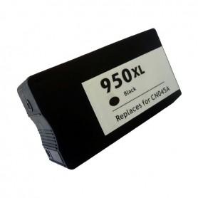 HP 950XL Negro cartucho remanufacturado, reemplaza al CN045AE