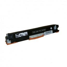 HP 310A Negro tóner sustituto, reemplaza al CE310A y 126A