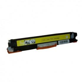 HP 312A Amarillo tóner sustituto, reemplaza al CE312A y 126A