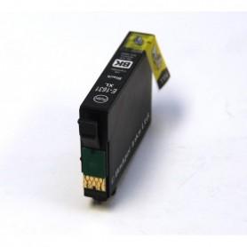 EPSON 1631 Negro cartucho sustituto, reemplaza al T1631 y Y1621 de 15ml de capacidad 16XL