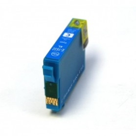 EPSON 1632 Cyan cartucho sustituto, reemplaza al T1632 y T1622 de 12ml de capacidad 16XL