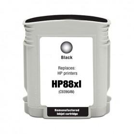 HP 88XL Negro cartucho compatible, reemplaza al C9396AE, 69ml de capacidad