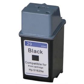 HP 29 Negro cartucho compatible, reemplaza al 51629AE, 36ml de capacidad