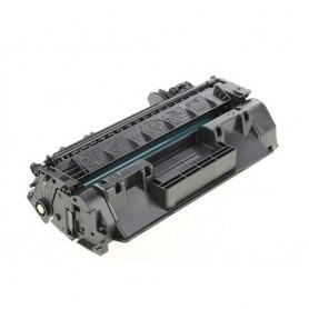 HP 80A Tóner sustituto, reemplaza al CF280A, tóner de alta capacidad