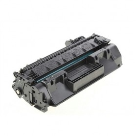 HP 80X Tóner sustituto, reemplaza al CF280X, tóner de alta capacidad