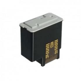 Olivetti CT12 y M2179 Negro cartucho compatible, reemplaza al CT-12 y M-2179, 18ml de capacidad
