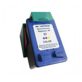 Cartucho remanufacturado Color HP 57, reemplaza al C6657A, 17ml de capacidad
