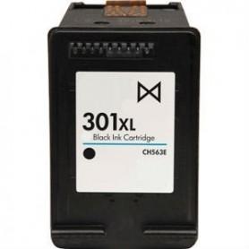 HP 301XL Negro cartucho remanufacturado, reemplaza al CH563EE NUEVA VERSIÓN