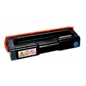 Ricoh SPC231 / SPC310 Cian Tóner sustituto de alta calidad, reemplaza a la referencia 406480