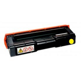 Ricoh SPC231 / SPC310 Amarillo Tóner sustituto de alta calidad, reemplaza a la referencia 406482