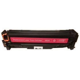 HP 383A Magenta tóner sustituto, reemplaza al CF383A, 312A