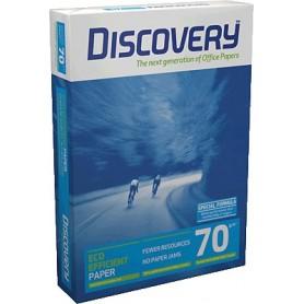 Paquete de 500 folios Eco Efficient DISCOVERY, 70gr.