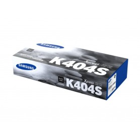 Samsung CLT-K404S Negro tóner original para impresoras Samsung Xpress C430 y C480