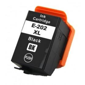 EPSON 202XL Negro cartucho compatible, reemplaza al 202 y 202XL de alta capacidad