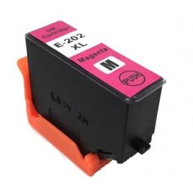 EPSON 202XL Magenta cartucho compatible, reemplaza al 202 y 202XL de alta capacidad