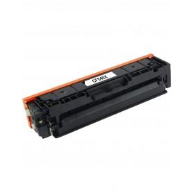 HP 540X Negro Tóner sustituto, reemplaza al CF203X,CF203A,CF540X Y CF540A tóner de alta capacidad